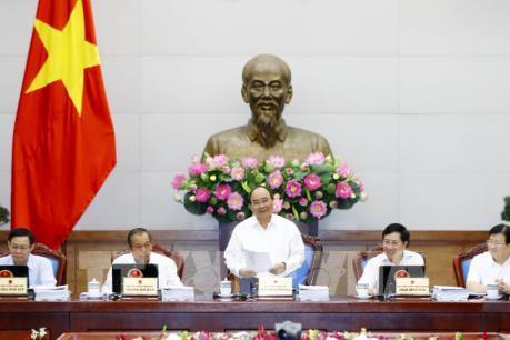 Thủ tướng: Cần xác định trách nhiệm đối với từng chỉ tiêu tăng trưởng