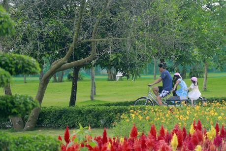 FLC Luxury Resort Vĩnh Phúc: Địa điểm lý tưởng cho ngày hè nắng nóng