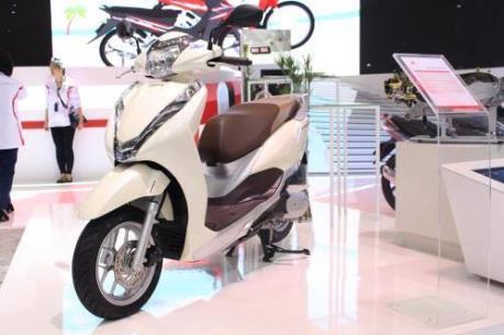Thị trường xe máy Việt Nam: Nhu cầu xe tay ga tăng cao