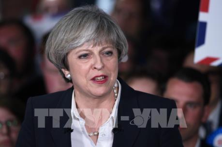 Thủ tướng Anh: Tiến trình đàm phán về Brexit diễn ra theo đúng kế hoạch