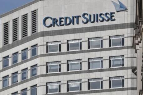Credit Suisse lên kế hoạch thu hẹp hoạt động tại London hậu Brexit