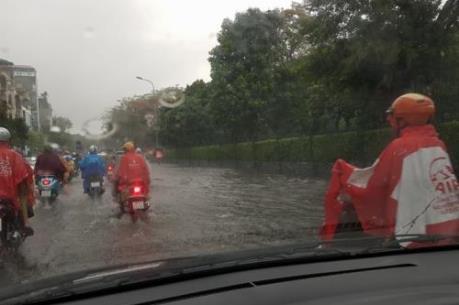 Dự báo thời tiết 5 ngày tới: Hà Nội mưa to, vùng núi phía bắc có nguy cơ lũ quét