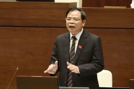 Kỳ họp thứ 3, Quốc hội khóa XIV: Tiến hành chất vấn đối với 4 nhóm nội dung