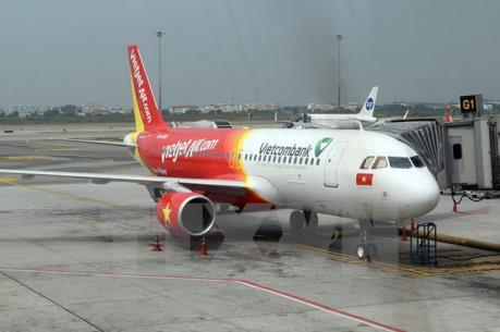 VietJet Air có số chuyến bay bị chậm, hủy chuyến cao nhất trong tuần