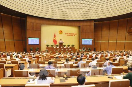 Công bố Lệnh của Chủ tịch nước về công bố 6 luật
