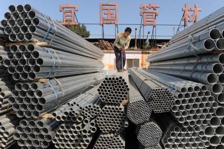 Mỹ Latinh gia tăng nhập khẩu thép từ Trung Quốc