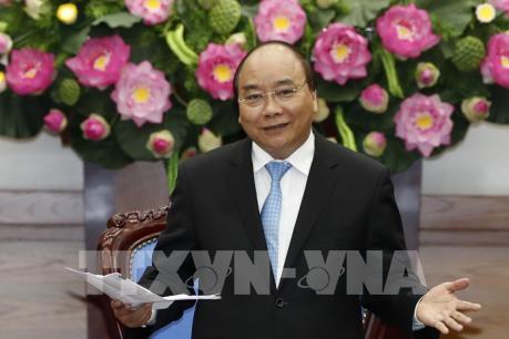Thủ tướng Nguyễn Xuân Phúc: Báo chí chú trọng tuyên truyền cải thiện môi trường đầu tư
