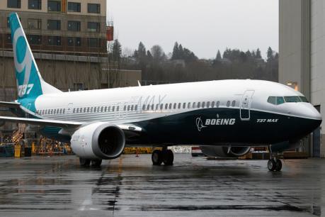 Boeing trình làng máy bay mới nhất tại triển lãm hàng không Paris