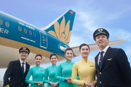 Vietnam Airlines tìm kiếm tiếp viên hàng không thanh lịch 2017