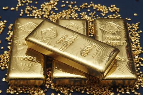 """Vàng châu Á """"án binh bất động"""" trước khi Mỹ công bố số liệu kinh tế"""