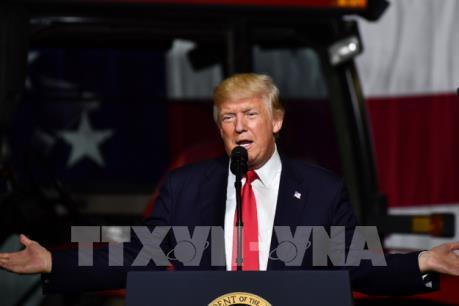 Thắng lợi pháp lý đầu tiên đối với Tổng thống Donald Trump