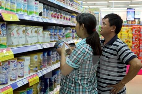 Quy định mới về đăng ký giá, kê khai giá sữa cho trẻ em dưới 6 tuổi