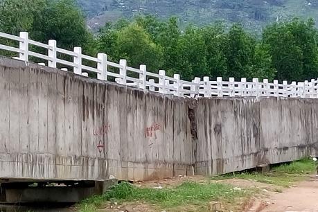 Vụ sập cầu máng Sông Dinh 3: Chưa đủ cơ sở để xử lý hình sự