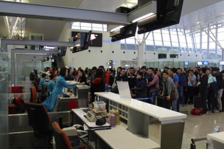 Đầu tư 244 tỷ nâng cấp nhà ga hành khách T1 - Cảng Hàng không Quốc tế Nội Bài