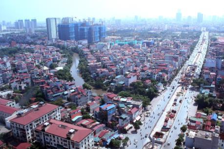 Dự án đường sắt đô thị đoạn Nhổn – Ga Hà Nội sẽ hoàn thành vào năm 2021