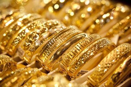 Giá vàng hôm nay 5/7 đồng loạt tăng