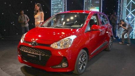 Hyundai Thành Công ra mắt Grand i10 thế hệ mới giá từ 340 triệu đồng