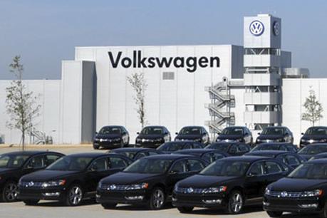 Hãng Volkswagen thu hồi 22.000 xe tại Thụy Sỹ