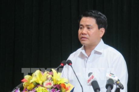 Hà Nội công bố Dự thảo kết luận thanh tra diện tích đất khu sân bay Miếu Môn xã Đồng Tâm