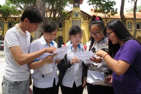 Kết quả phân tích phổ điểm thi THPT Quốc gia 2017