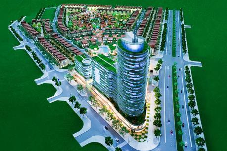 Khánh thành khu đô thị hiện đại nhất Lào Cai