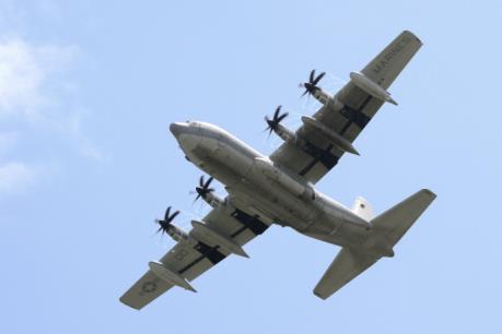 Rơi máy bay quân sự tại Mỹ: Đã tìm thấy 16 thi thể