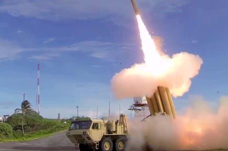 Sau khi Triều Tiên phóng tên lửa, Mỹ tuyên bố thử thành công THAAD