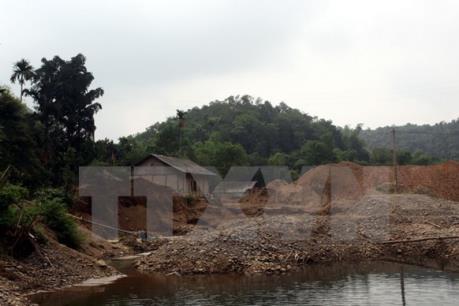 Thủ tướng yêu cầu tìm phương án cung ứng cát theo quy hoạch, bảo đảm môi trường