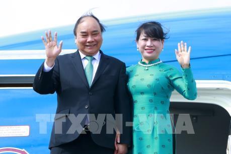 Thủ tướng Nguyễn Xuân Phúc kết thúc chuyến thăm chính thức, làm việc tại Hà Lan