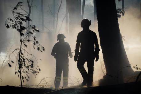 Cháy rừng hoành hành dữ dội ở miền Nam Italy