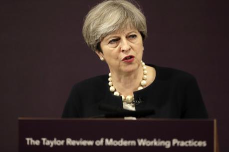 Thủ tướng Anh kêu gọi các đảng đối lập ủng hộ chính sách của chính phủ