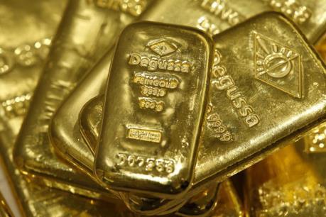 Vàng tăng giá sau phát biểu của Chủ tịch Fed