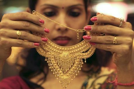 Giá vàng châu Á nhích lên trên 1.230 USD/ounce