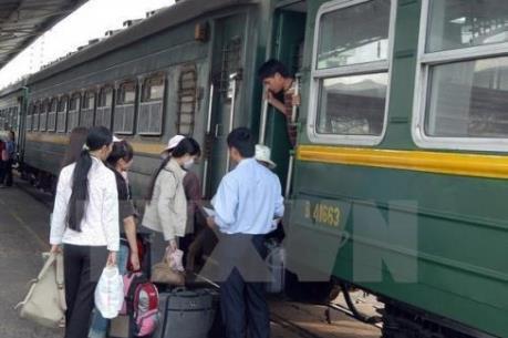 Từ ngày 1/10, ngành đường sắt kích cầu và giảm giá vé sau Hè