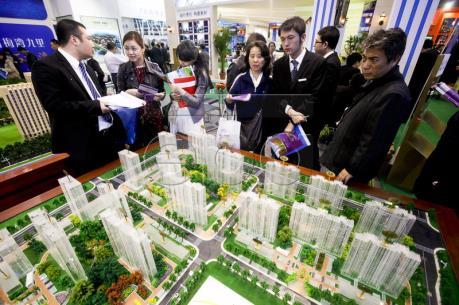 Doanh nghiệp bất động sản Trung Quốc hướng tới thị trường vốn nước ngoài