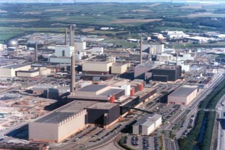 Anh nhấn mạnh quyền trả lại chất thải phóng xạ cho các nước EU