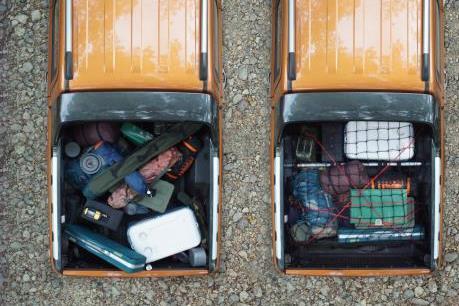Tư vấn cách sắp xếp đồ đạc trên thùng xe bán tải chuyên nghiệp và an toàn