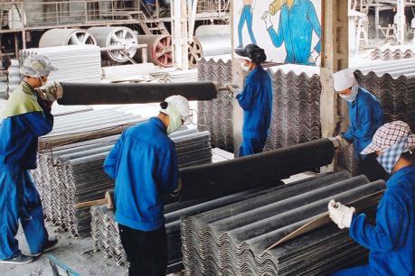 Tiến tới dừng sử dụng amiăng trắng tại Việt Nam