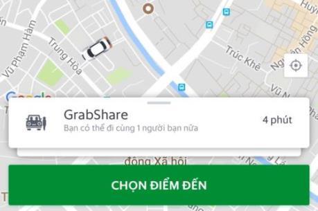 Hành khách nói gì về việc cấm đi chung xe Uber, Grab?