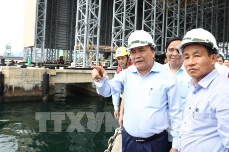 Thủ tướng Nguyễn Xuân Phúc: Formosa phải coi vấn đề môi trường là sự sống còn của nhà máy