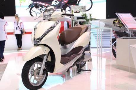 Honda Việt Nam chính thức công bố giá xe LEAD phiên bản 2017
