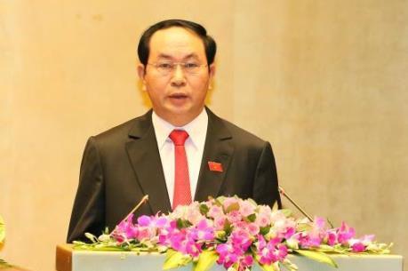 Chủ tịch nước Trần Đại Quang gửi Thư chúc mừng AIPA-38