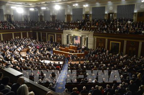 Hạ viện Mỹ thông qua khoản ngân sách trị giá 788 tỷ USD