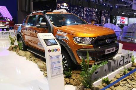 Ford Việt Nam tăng trưởng vượt xa mức trung bình toàn ngành