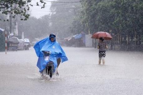 Dự báo thời tiết hôm nay:  Bắc Bộ có mưa dông giải nhiệt