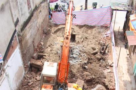 Chính quyền im lặng trước sự kêu cứu của các hộ dân số 86 Bà Triệu