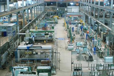 Viglacera tăng doanh số xuất khẩu kính xây dựng trong năm 2018