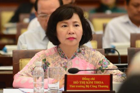 Ban Bí thư miễn nhiệm chức vụ của đồng chí Hồ Thị Kim Thoa