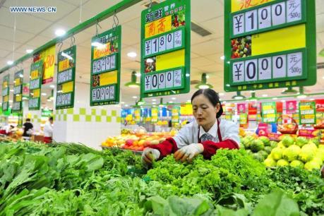 Trung Quốc: CPI tháng 7 tăng nhẹ