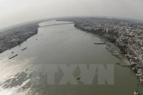 Thủy điện xả lũ, mực nước sông Đồng Nai lên mức báo động III